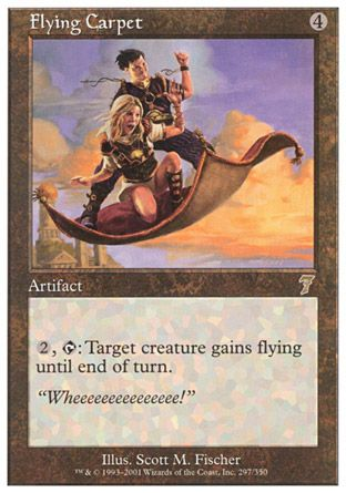 Flying Carpet, 7th Edition