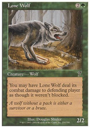 Lone Wolf, 7th Edition