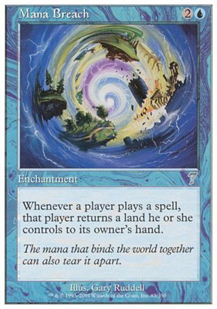Mana Breach, 7th Edition