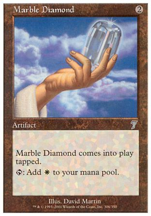 Marble Diamond, 7th Edition