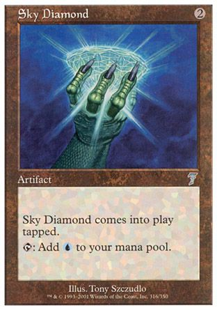 Sky Diamond, 7th Edition