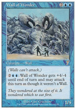 Wall of Wonder, 7th Edition