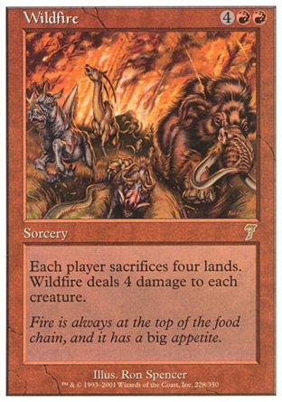 Wildfire, 7th Edition