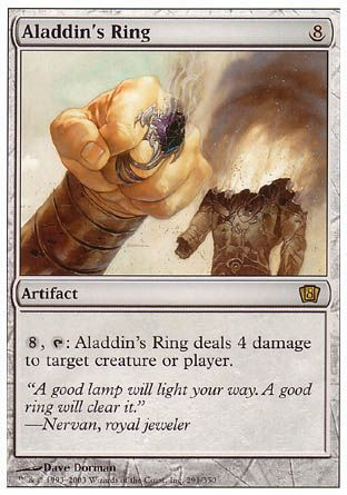 Aladdin's Ring, 8th Edition