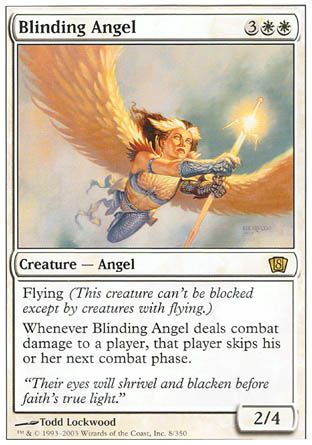 Blinding Angel, 8th Edition