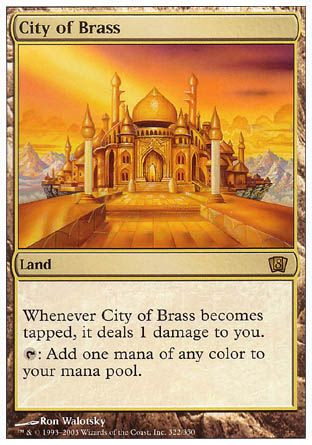 City of Brass, 8th Edition