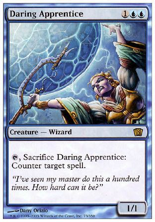 Daring Apprentice, 8th Edition
