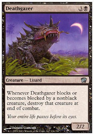 Deathgazer, 8th Edition
