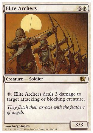 Elite Archers, 8th Edition