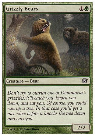 Grizzly Bears, 8th Edition