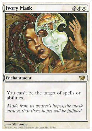 Ivory Mask, 8th Edition