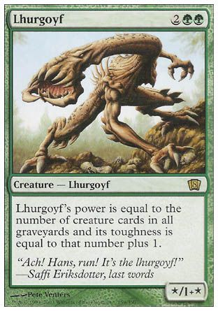 Lhurgoyf, 8th Edition