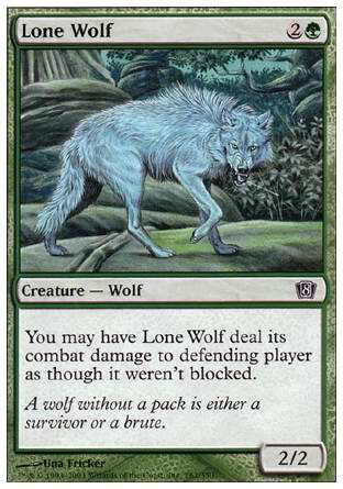 Lone Wolf, 8th Edition