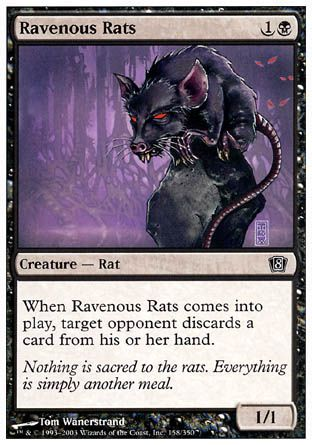 Ravenous Rats, 8th Edition