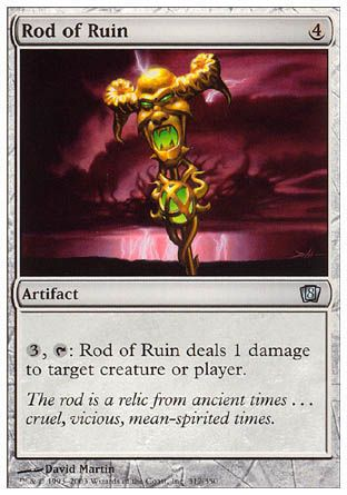 Rod of Ruin, 8th Edition