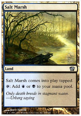 Salt Marsh, 8th Edition