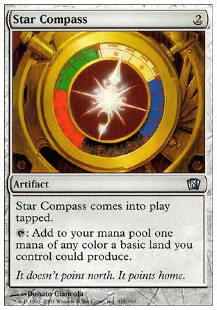 Star Compass, 8th Edition