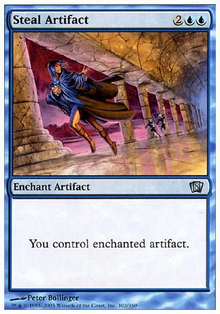 Steal Artifact, 8th Edition