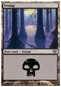 Swamp, 8th Edition