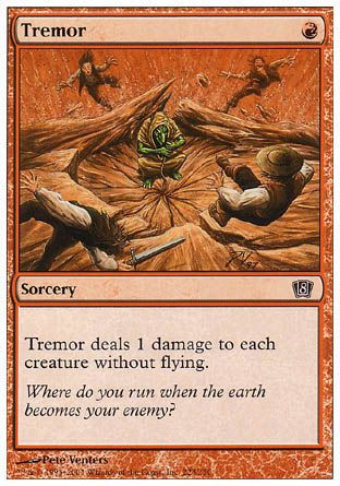 Tremor, 8th Edition