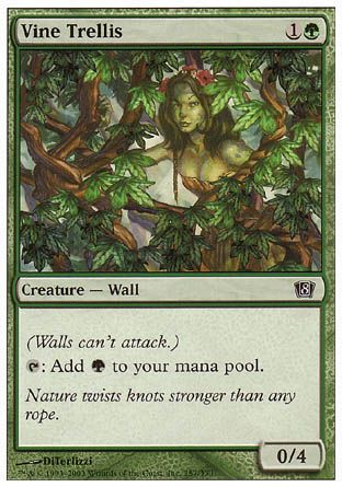 Vine Trellis, 8th Edition