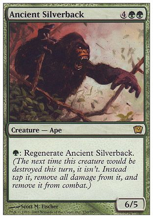 Ancient Silverback, 9th Edition