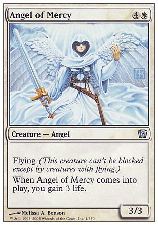 Angel of Mercy, 9th Edition