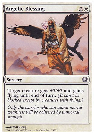 Angelic Blessing, 9th Edition
