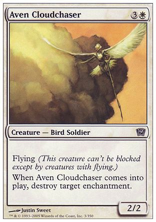 Aven Cloudchaser, 9th Edition
