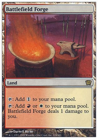 Battlefield Forge, 9th Edition