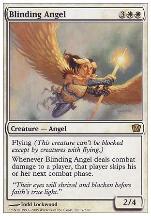 Blinding Angel, 9th Edition