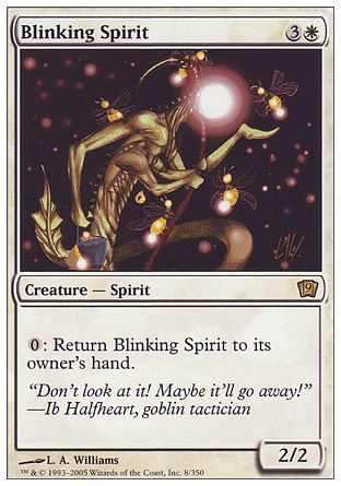 Blinking Spirit, 9th Edition