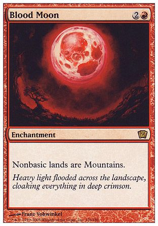 Blood Moon, 9th Edition