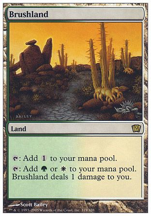 Brushland, 9th Edition