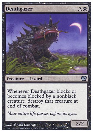 Deathgazer, 9th Edition
