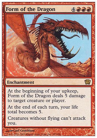 Form of the Dragon, 9th Edition