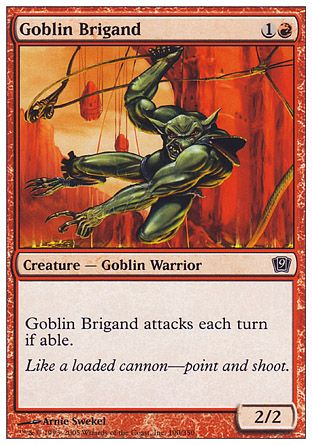 Goblin Brigand, 9th Edition