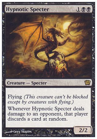 Hypnotic Specter, 9th Edition