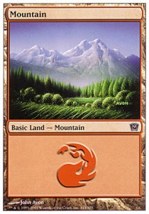 Mountain, 9th Edition