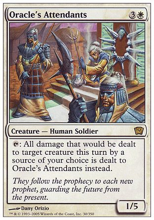 Oracle's Attendants, 9th Edition