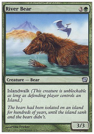 River Bear, 9th Edition