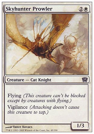 Skyhunter Prowler, 9th Edition