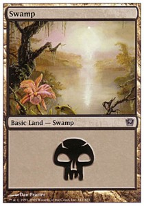Swamp, 9th Edition