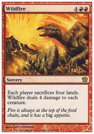 Wildfire, 9th Edition