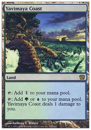 Yavimaya Coast, 9th Edition