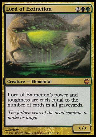 Lord of Extinction, Alara Reborn