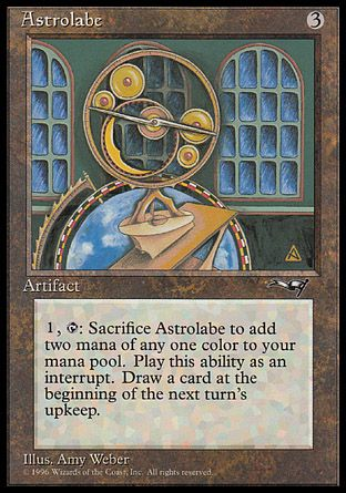 Astrolabe, Alliances