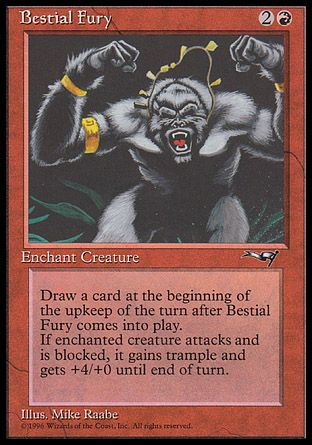 Bestial Fury, Alliances