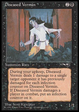 Diseased Vermin, Alliances