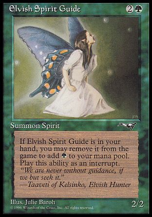 Elvish Spirit Guide, Alliances